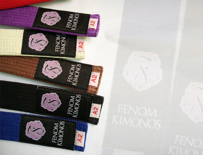 Buy Fenom Cotton Belts   Hemp Belts from FENOM KIMONOS®